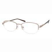 UN51 ピンクゴールド +3.0 [Reading Glasses Collection スタンダードシリーズ レディース]