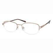 UN51 ピンクゴールド +3.5 [Reading Glasses Collection スタンダードシリーズ レディース]
