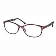 UN53 バイオレットデミ +3.0 [Reading Glasses Collection スタンダードシリーズ レディース]