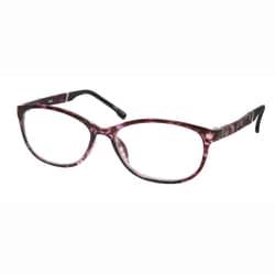 UN53 バイオレットデミ +3.5 [Reading Glasses Collection スタンダードシリーズ レディース]