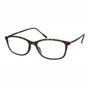 UN55 ブラウンデミマット/ブラウン +1.5 イーグル [Reading Glasses Collection スタンダードシリーズ メンズ]