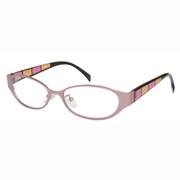 UN57 ピンクマット/ステンド +2.5 ユリ [Reading Glasses Collection スタンダードシリーズ メンズ]