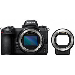 ニコン Z 7 FTZマウントアダプターキット [ボディ+マウントアダプター「FTZ(レンズ側:ニコンF / ボディ側:ニコンZ)」 35mmフルサイズ]