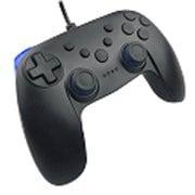 Nintendo Switch用ドック/PC用コントローラーターボG ブルー