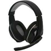 CC-P4MGH-GR [PS4/PC用 マルチゲーミングヘッドセット ブラックグレー]