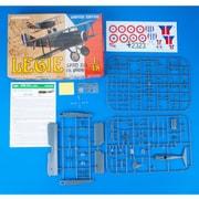 EDU11123 スパッドXIII チェコスロバキア人パイロット [プラモデル 1/48 エアクラフトシリーズ リミテッドエディション]