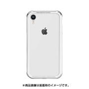 SE_I9MCSGAIG_SV [iPhone XR用ケース ハイブリッド 透明 ハード カバー SwitchEasy iGLASS/Silver]