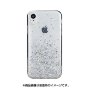 SE_I9MCSTPSF_CL [iPhone XR用ケース キラキラ ラメ 入り ストラップ ホール 付き SwitchEasy StarField/UltraClear]
