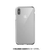 SE_I9SCSDLCS_CL [iPhone XS用ケース 耐衝撃 ハイブリッド 薄型 スリム 透明 ハード カバー CRUSH/UltraClear for iPhone XS]