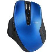 MUS-BKF157BL [無線マウス Bluetooth 5ボタン ブルー]
