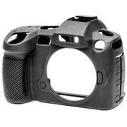 イージーカバー パナソニック Lumix GH5/GH5s用 ブラック [カメラ用シリコンカバー]