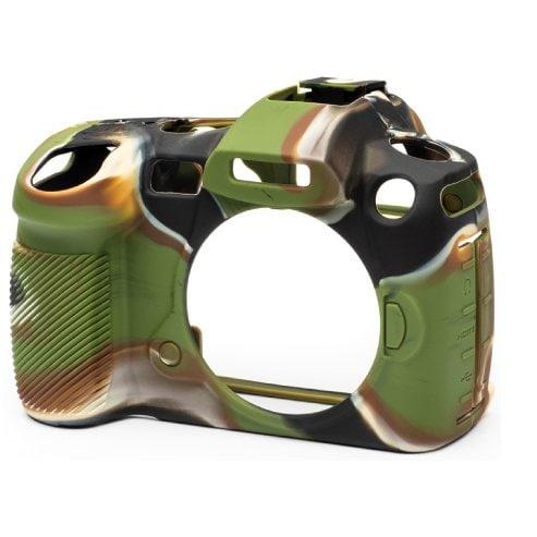 イージーカバー パナソニック Lumix GH5/GH5s用 カモフラージュ [カメラ用シリコンカバー]