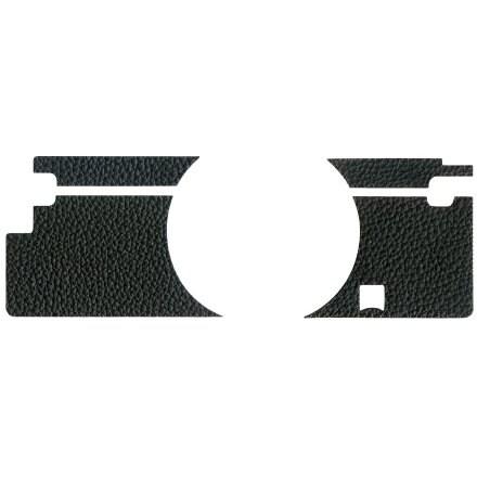 ソニー Cyber Shot RX100M5/M6用 貼り革キット ブラック
