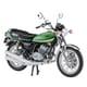 オートバイシリーズ BK6 カワサキ KH400-A7 [1/12 プラモデル]