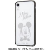 RT-DP18U/MKM [iPhone XR用 ディズニーキャラクター ハイブリッドケース ミッキー]