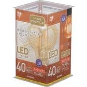 LDA4C-G-FK [LEDフィラメント電球 E26口金 40形相当 キャンドル色相当  密閉器具対応]