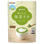 おいしい抹茶ラテ 160g×1 [粉末ティー]