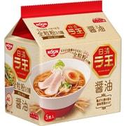 日清ラ王 醤油 5食パック 510g