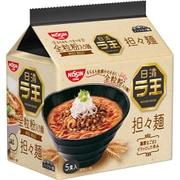 日清ラ王 担々麺 5食パック 475g