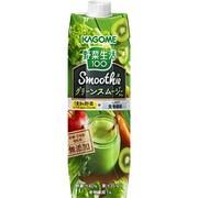 野菜生活100SmoothieグリーンスムージーMix 1000g×6本