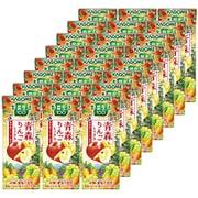 野菜生活100青森りんごミックス 195ml×24本