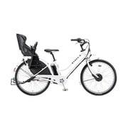 HY6B49 3P940B0 [電動アシスト自転車 HYDEE. II(ハイディツー) 26型 14.3Ah相当 内装3段変速 E.Xホワイト 2019年モデル]