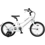 HY16 [子ども用自転車 2A923B0 HYDEE KIDS 2019年モデル E.ホワイト]