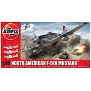 X5136 [1/48スケール エアクラフトシリーズ ノースアメリカン F-51D マスタング]