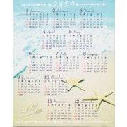4SJP0039 [2019 ボードカレンダー SEA カレンダー]