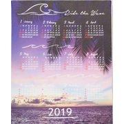 4SJP0039 [2019 ボードカレンダー WAVE カレンダー]
