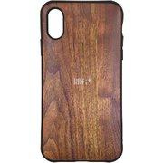 IFT-30WN [iPhone XR用 IIIIfit(イーフィット) Premium ウォールナット]