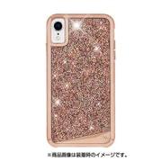 CM037852 [iPhone XS Max用ケース ブリリアンス ローズGD]