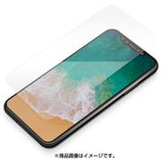 PG-18XSF13 [iPhone XS用 保護フィルム 衝撃吸収EX-ROUND]
