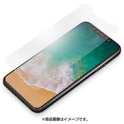 PG-18XGL06 [iPhone XS用 保護ガラス AG 2枚組]