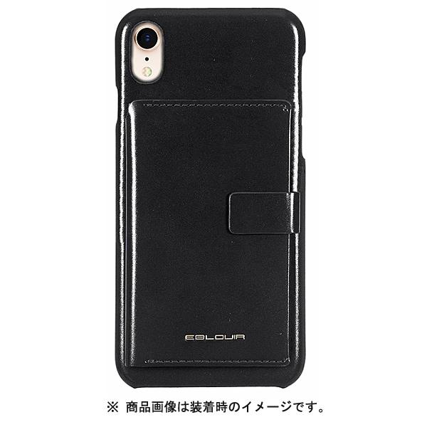 EB14382i61 [iPhone XR用ケース BackPack Bar BK]