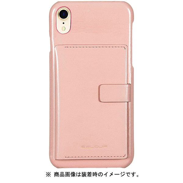 EB14385i61 [iPhone XR用ケース BackPack Bar PK]