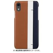 EB14386i61 [iPhone XR用ケース Stripe Bar CARMEL]