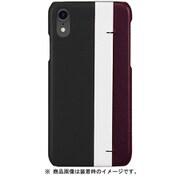 EB14387i61 [iPhone XR用ケース Stripe Bar BK]