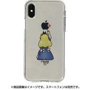 DS14875i65 アリス ソフトクリアケース ファンタジー [iPhone XS Max用]