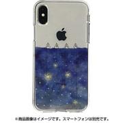 DS14877i65 星取り ソフトクリアケース [iPhone XS Max用]