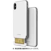 MN14016i65 WH CARDLA SLOT [iPhone XS Max用]