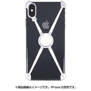 BP18L-03SV アルミニウムエックスバンパーSV [iPhone XS Max用]