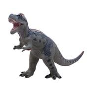 FD-313 [恐竜 羽毛ティラノサウルス ビニールモデル グレー L45×W17.5×H24.5cm]