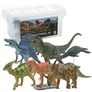 FDW-102 [恐竜 ダイナソーソフトモデルセット B]