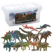 FDW-103 [恐竜 ダイナソーソフトモデルセット C]