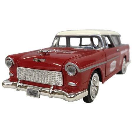 PJ-MC19 [インテリア雑貨 ミニカー (1955 Chevy Nomad 1/24)]