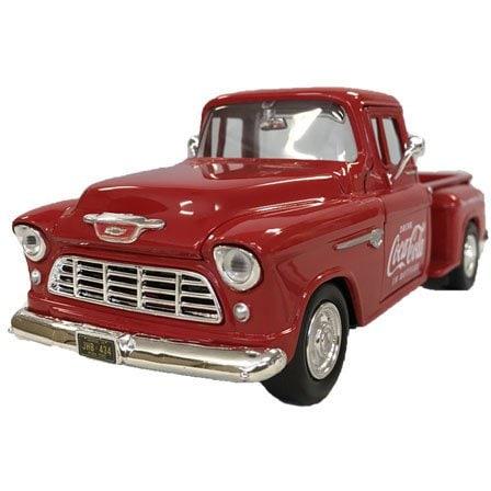PJ-MC21 [インテリア雑貨 ミニカー (1955 Chevy Stepside Pickup 1/24)]
