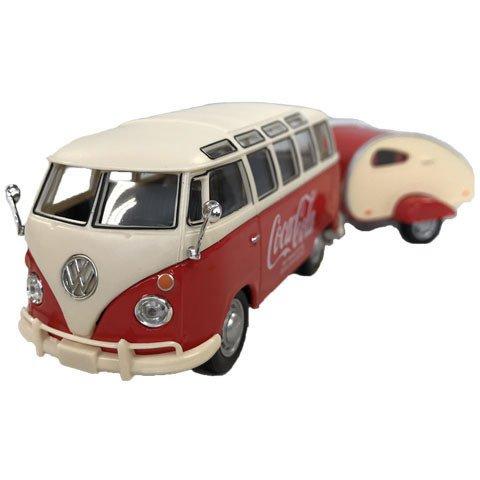 PJ-MC22 [インテリア雑貨 ミニカー (1962 VW Samba Bus 1/43)]