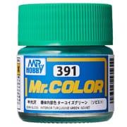 C391 [Mr.カラー シリーズ 機体内部色 ターコイズグリーン ソビエト <半光沢>]