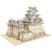 Wooden Art ki-gu-mi 姫路城 カラーVER.